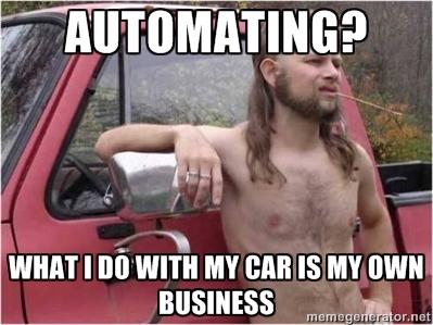 automated undewriting