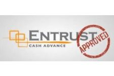 Logo for Entrust Cash Advance