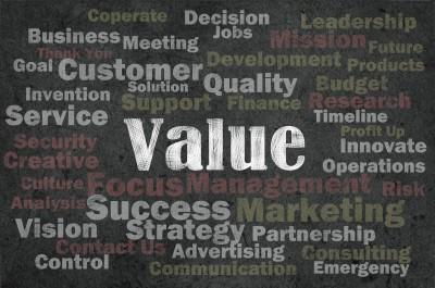 merchant value