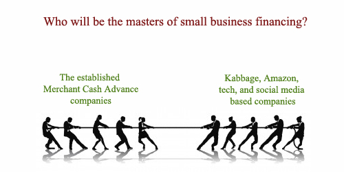 small business financing masters