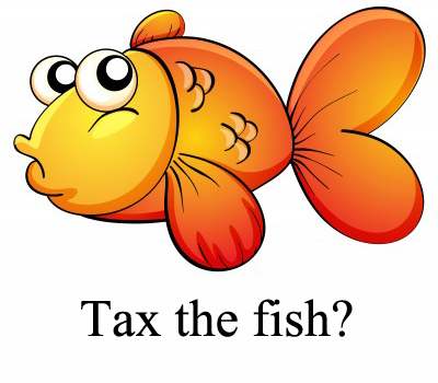 tax the fish
