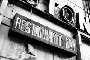 bankrupt restaurant