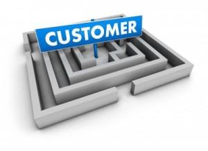 customer maze