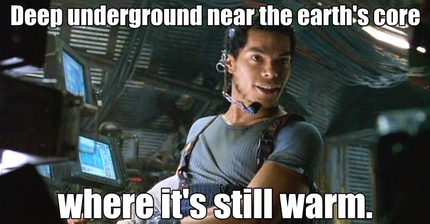 underground ISO