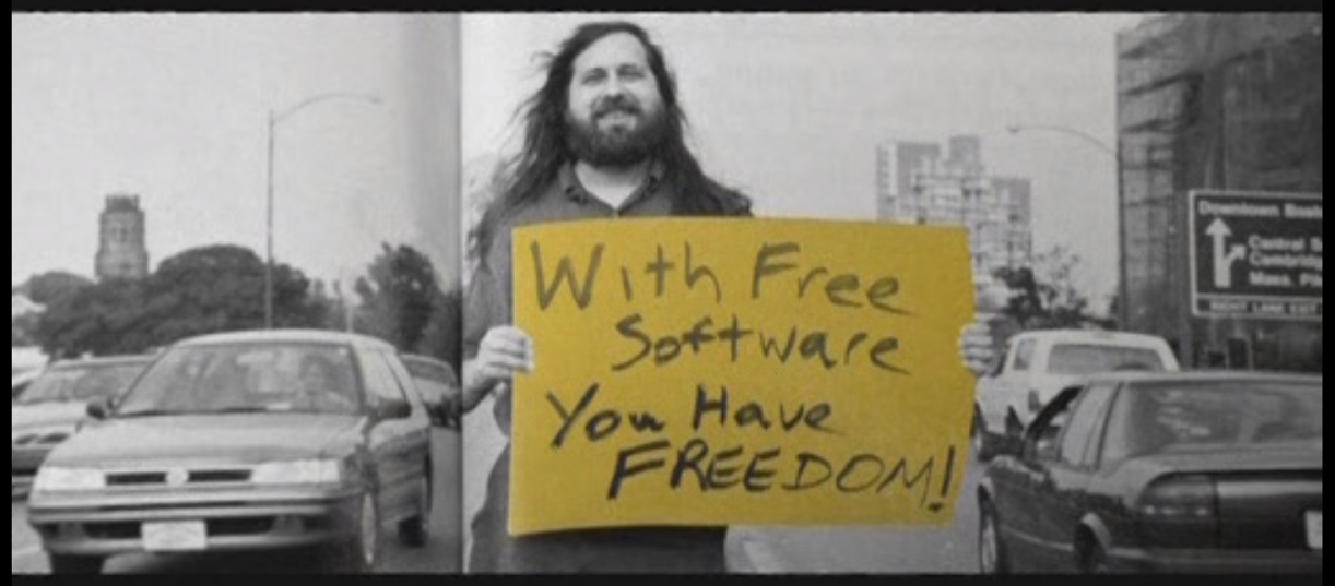 stallman free software