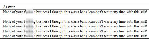 lending club loan answers