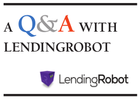 Q&A With LendingRobot