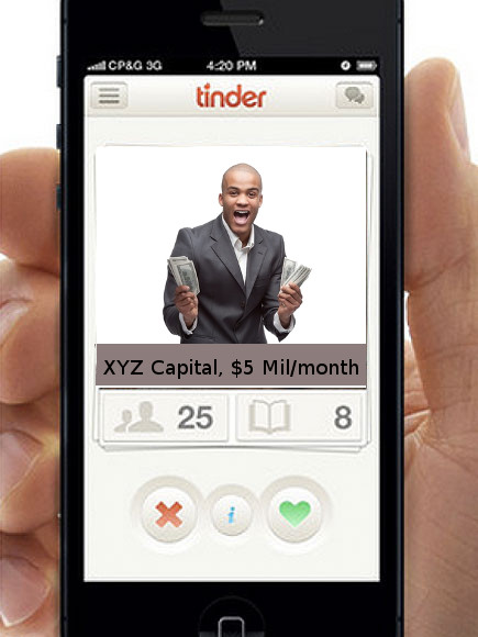 tinder for brokers