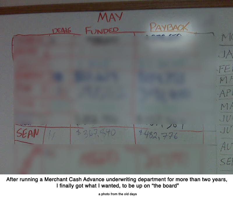funding markerboard