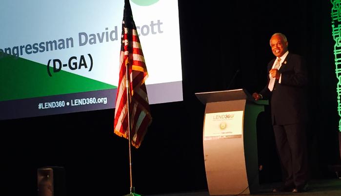Congressman David Scott Lend 360