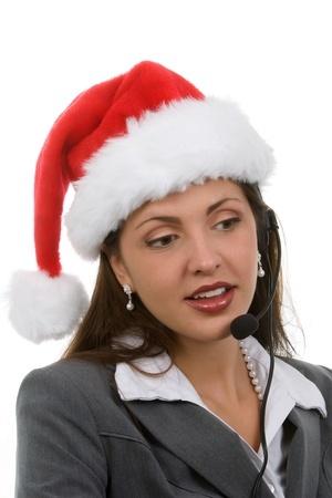 christmas call center