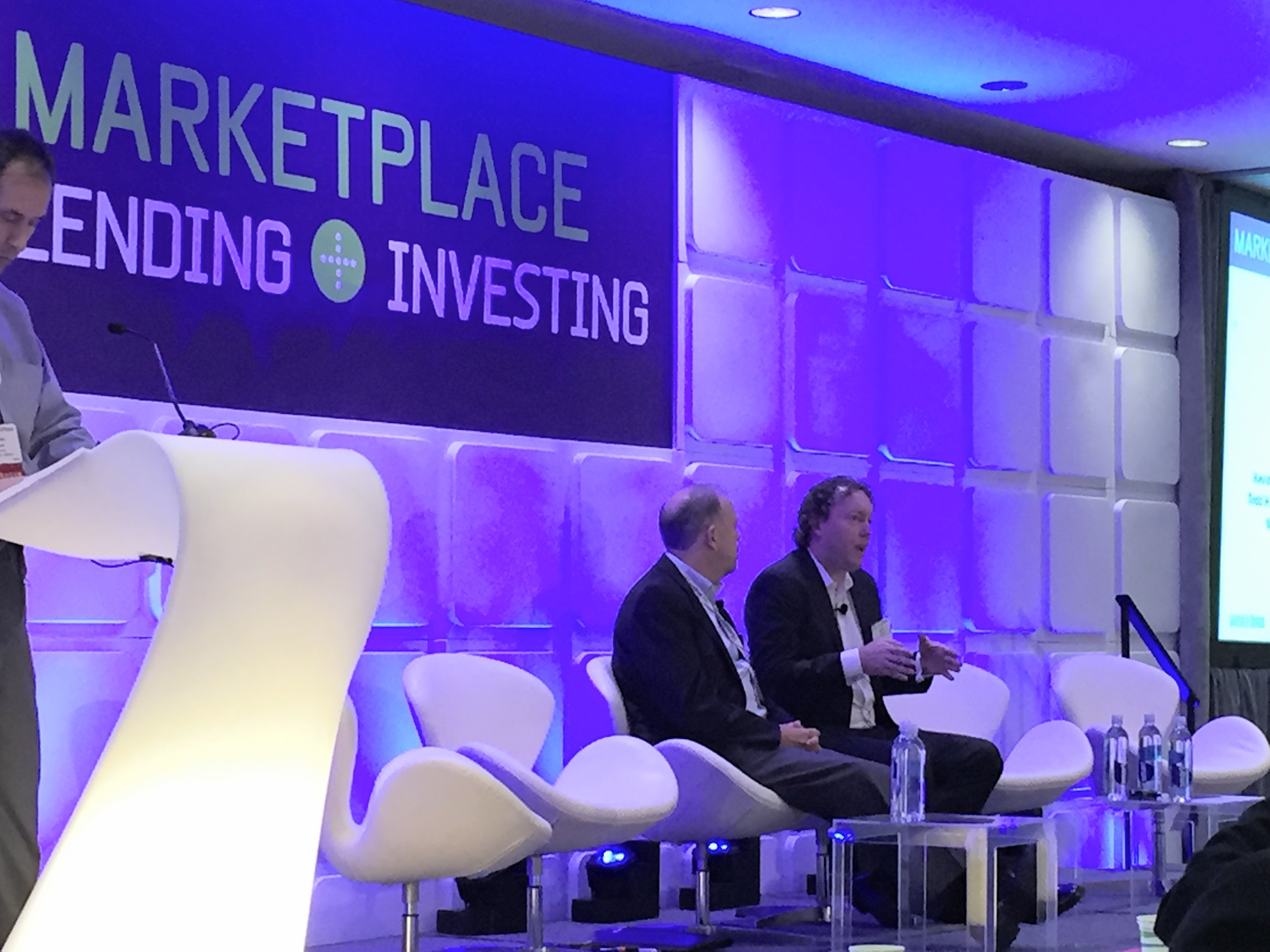 Mike Cagney Todd Baker Face Off at Marketplace Lending and Investing