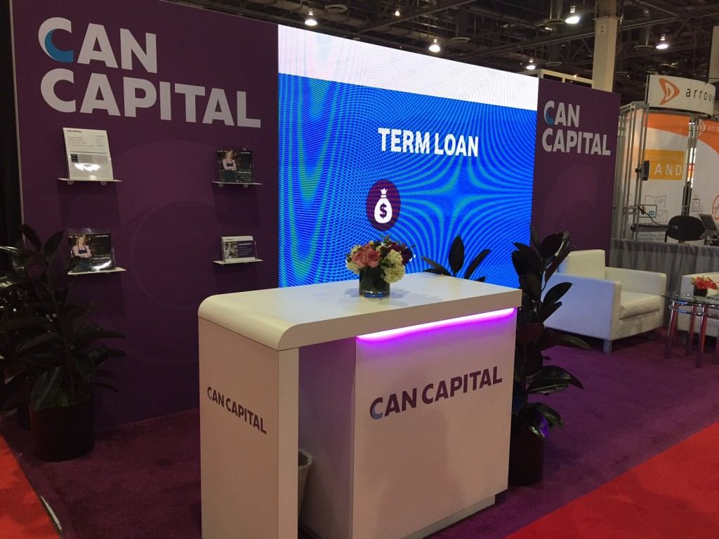 CAN Capital Booth