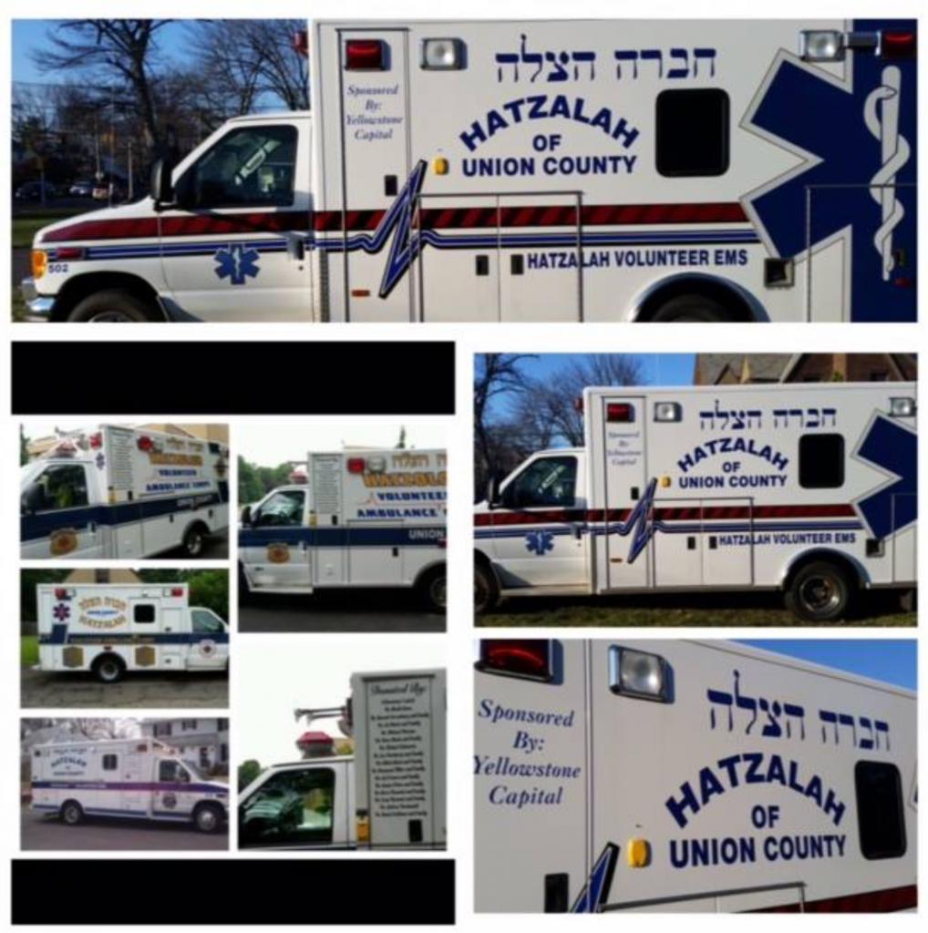 Hatzalah of Union County