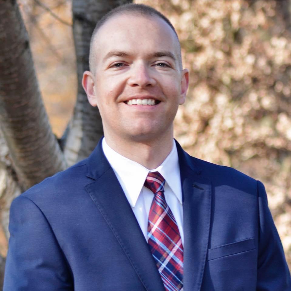 James Spadola Delaware State Senate Candidate
