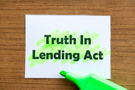 Truth in Lending Act