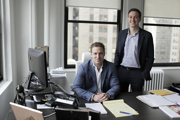 Dan Smith and Jared Felman Fora Financial