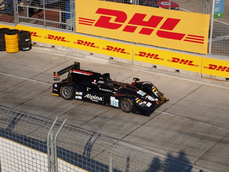 Scott Tucker Race Car
