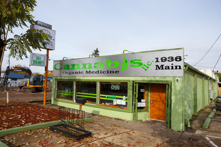 Cannabis Store in Springfield, OR