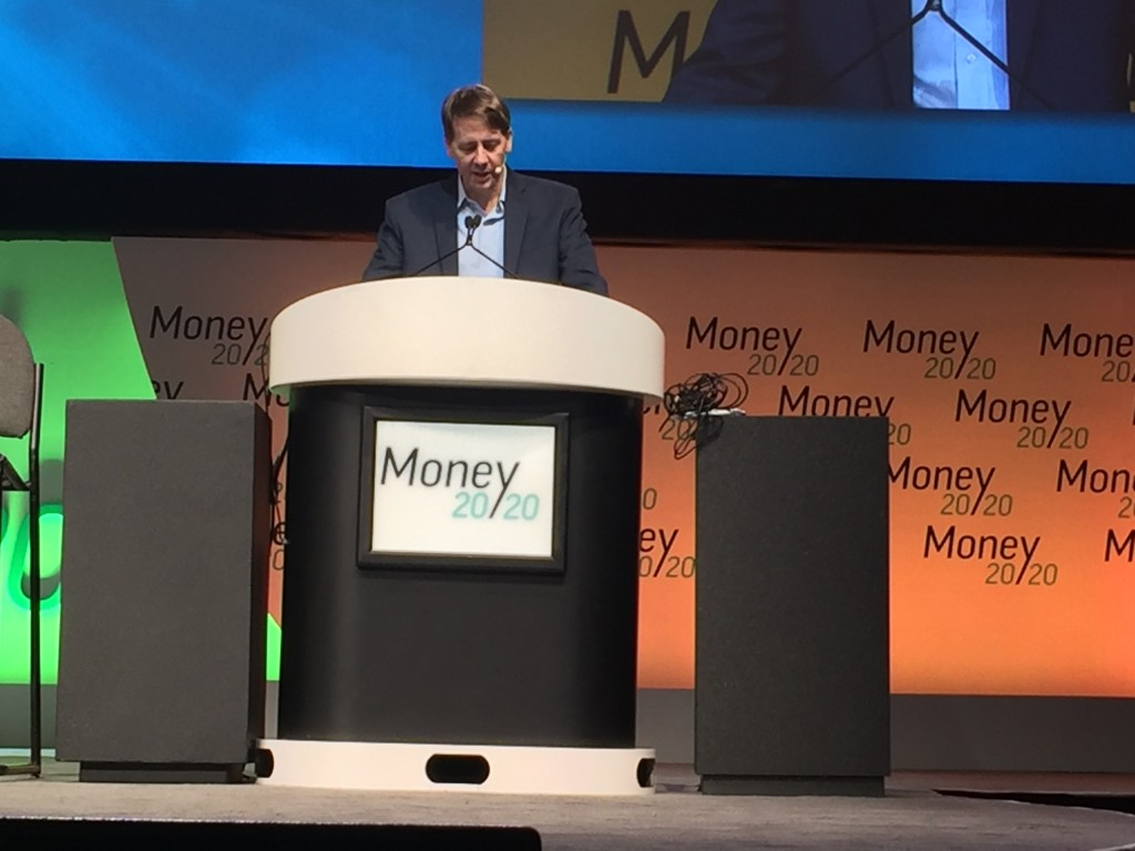 CFPB Director Richard Cordray at Money2020 in 2016