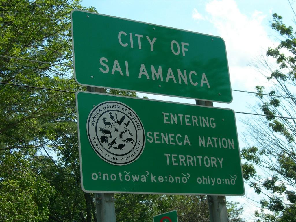 Salamanca, NY