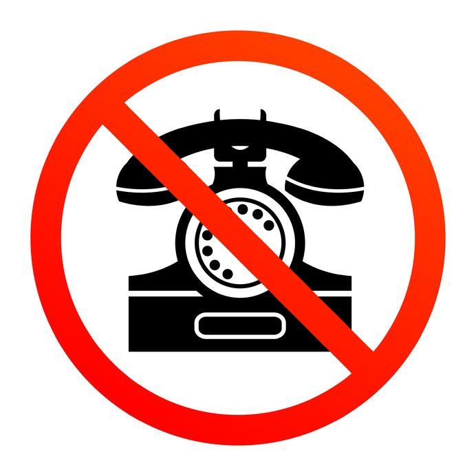 No calls