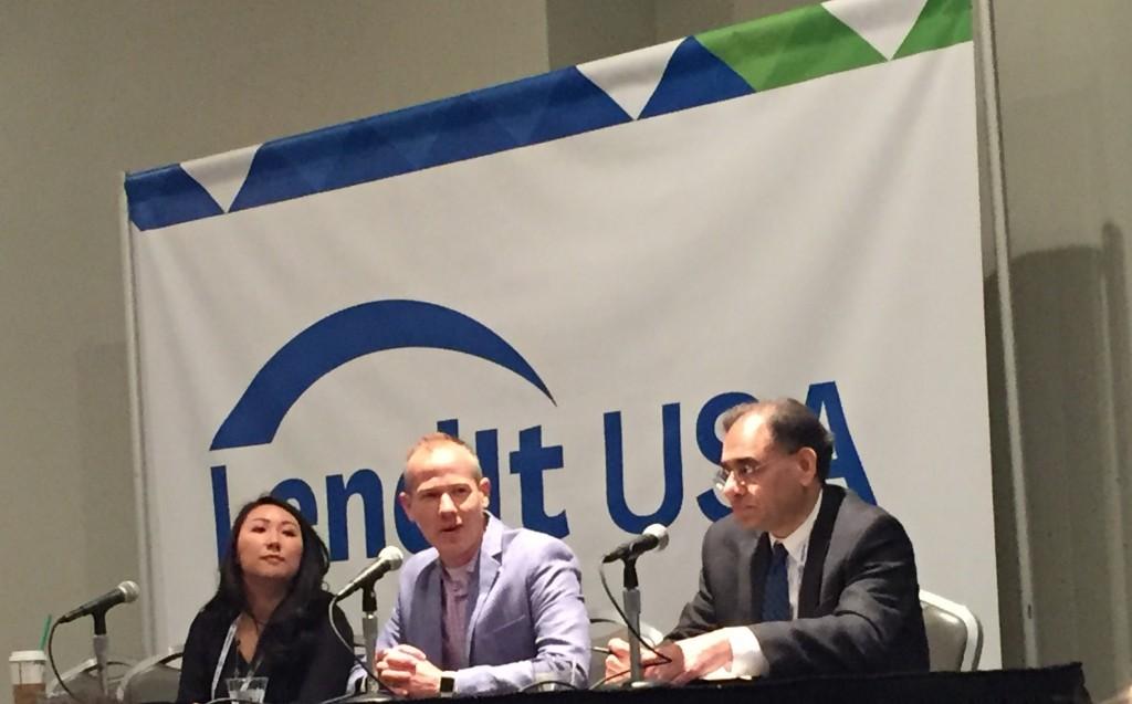 Julie Chen Kimmerling, Chase - Brock Blake, Lendio - Nadeem Tufail, Bank of America