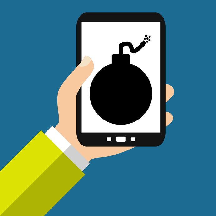 phone bomb