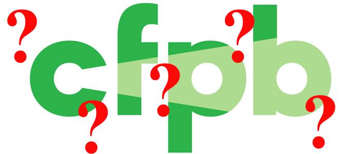 CFPB Questions