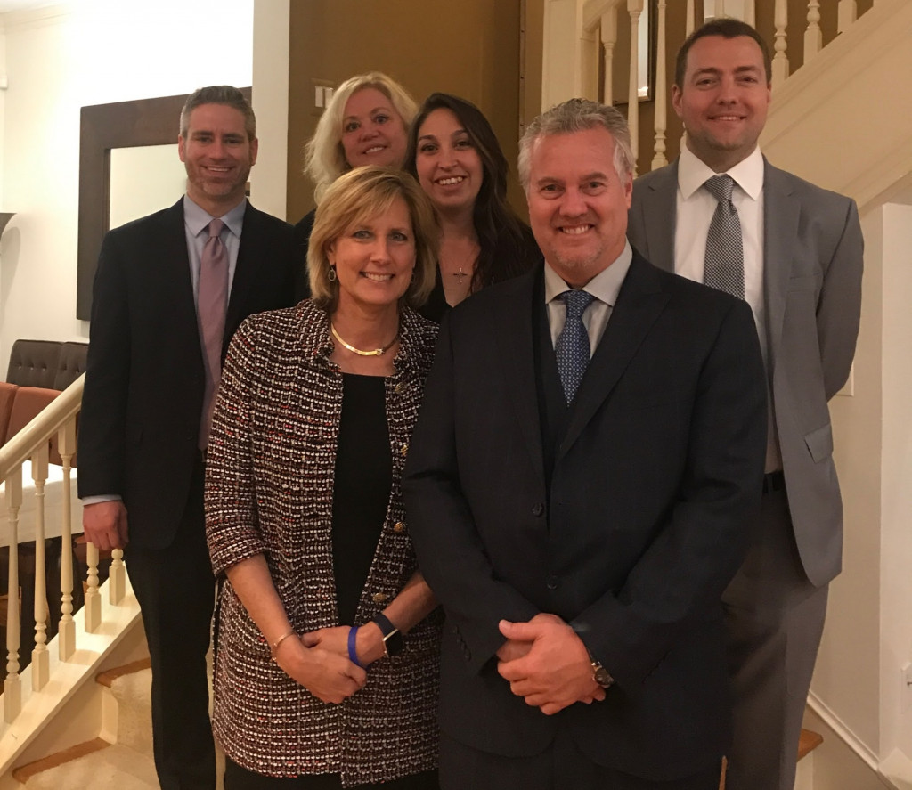 Commercial Finance Coalition Members With Congresswoman Claudia Tenney (NY)