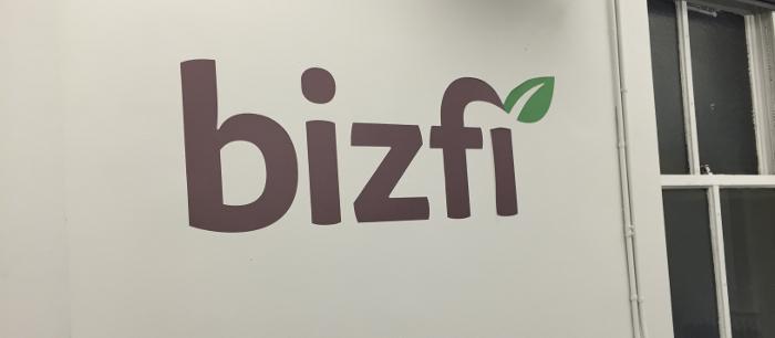 bizfi wall