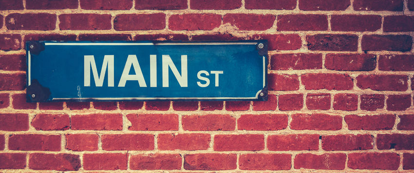 Main Street Brick