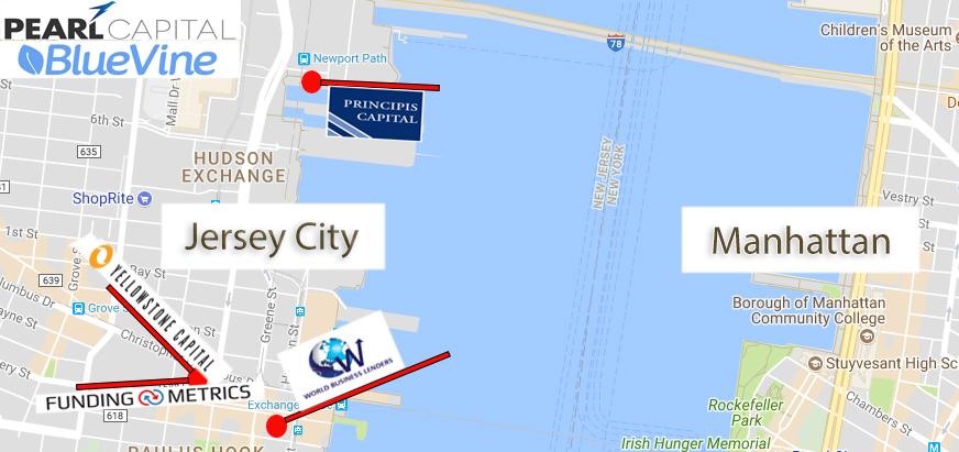 Jersey City business lending & mca