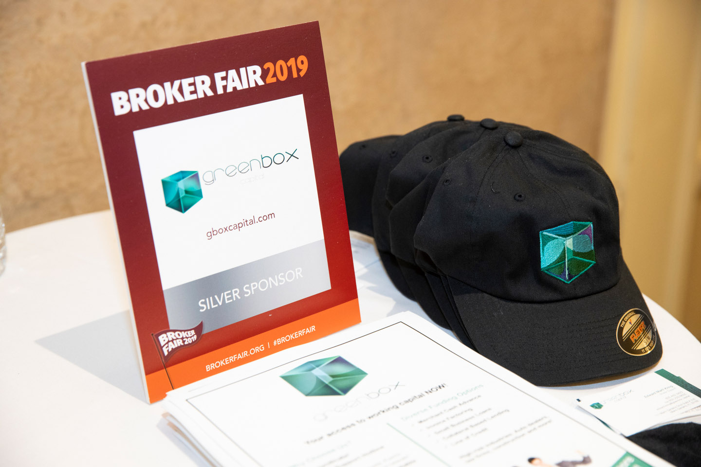Broker Fair 2019 - Presented by deBanked - 315