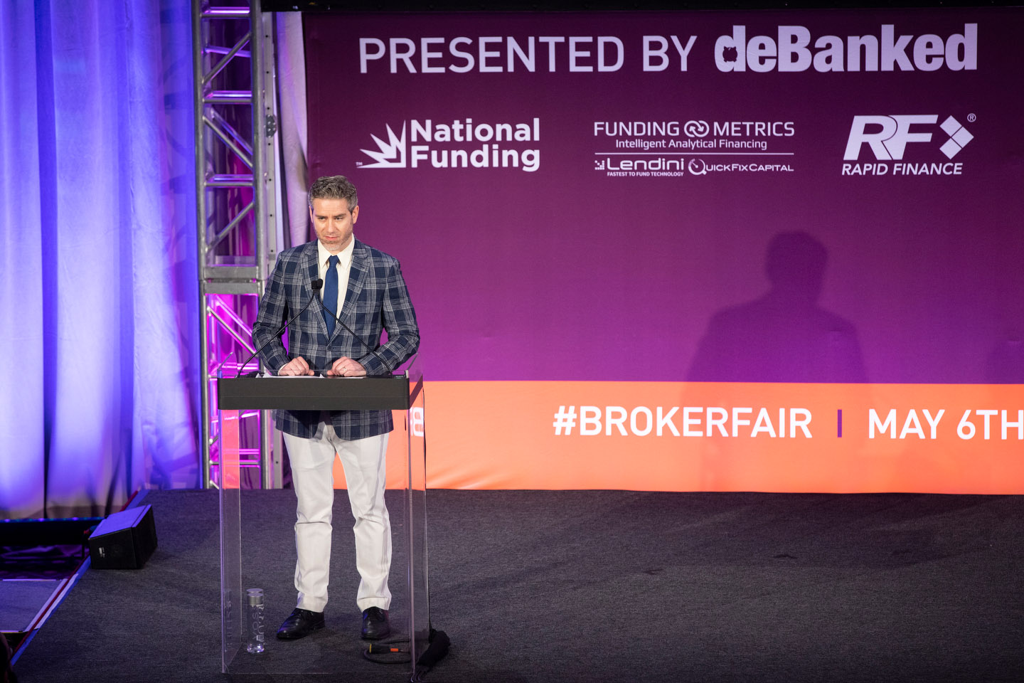 Broker Fair 2019 - Presented by deBanked - 365