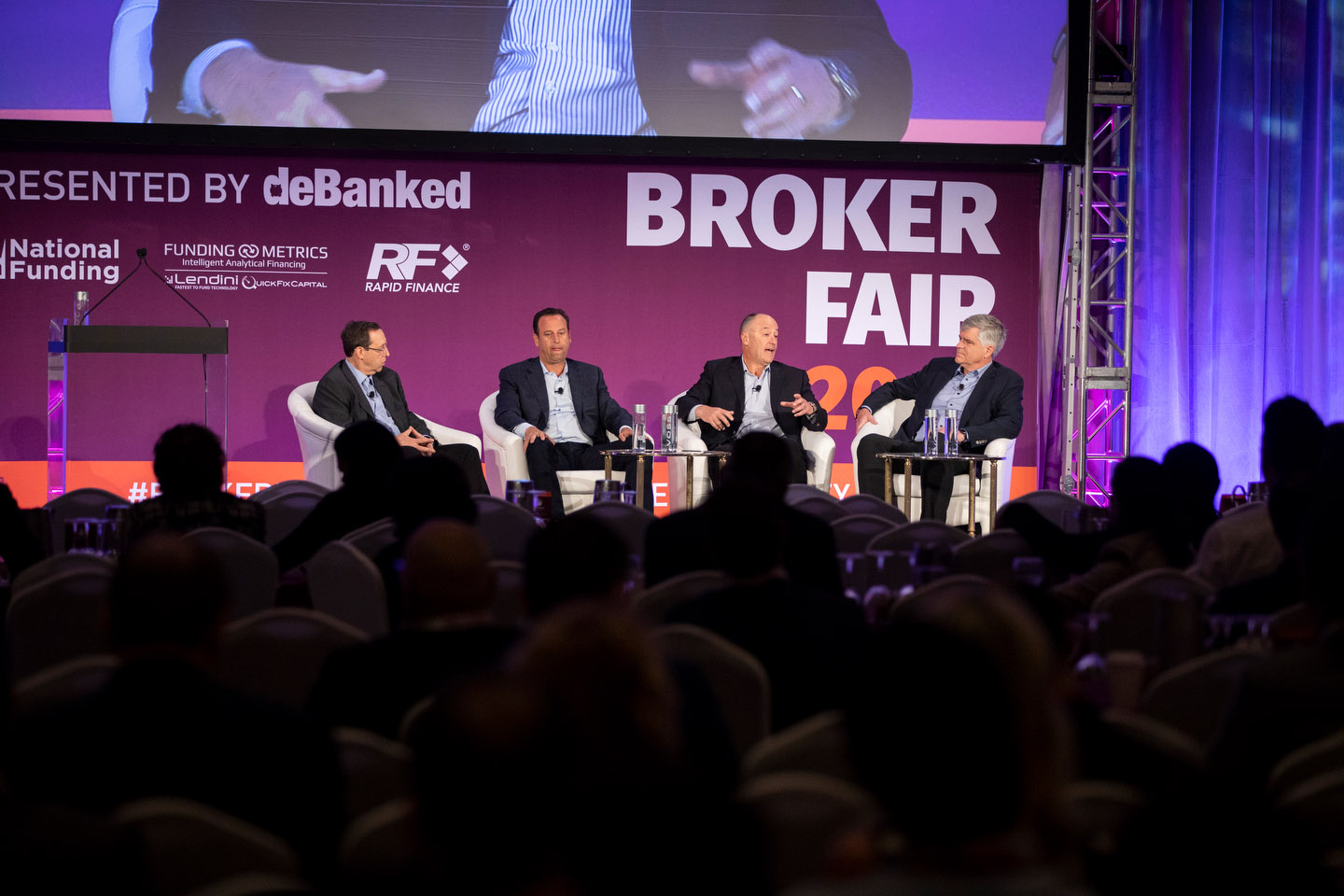 Broker Fair 2019 - Presented by deBanked - 404