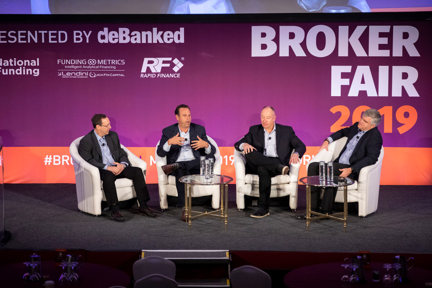 Broker Fair 2019 - Presented by deBanked - 424
