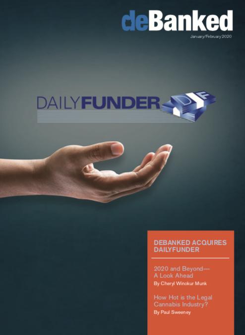 Jan/Feb 2020 deBanked Magazine Cover Thumbnail