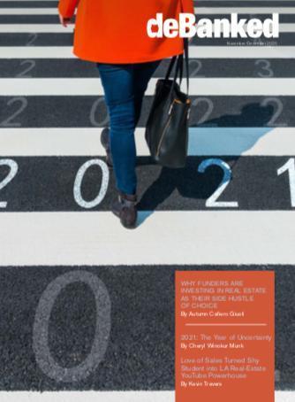 Nov/Dec 2020 deBanked Magazine Cover Thumbnail