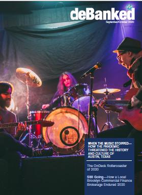 Sept/Oct 2020 deBanked Magazine Cover Thumbnail