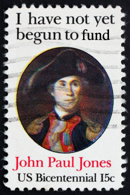 famous stamp