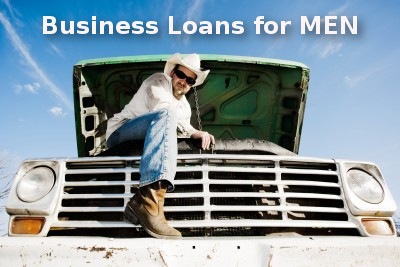 business loans for men