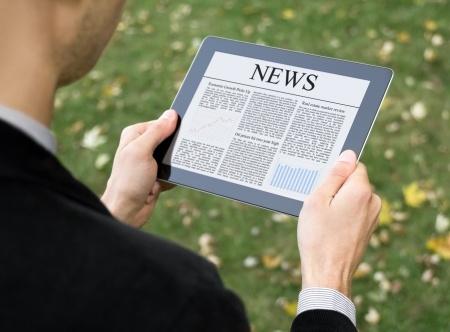news pad