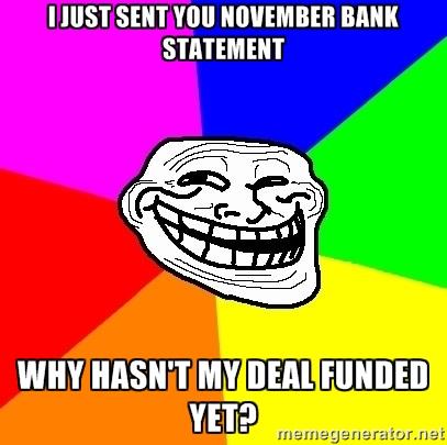 fund my deal
