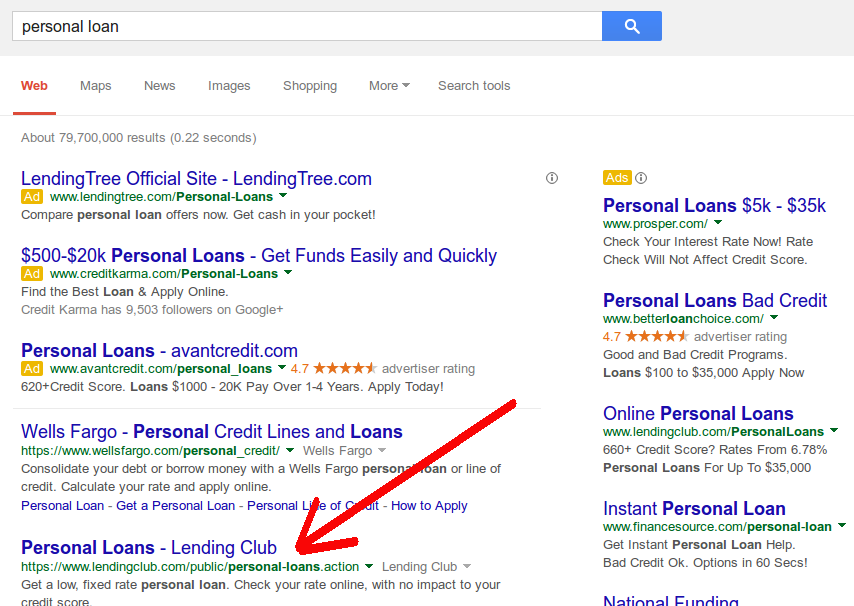 personal loan lendingclub
