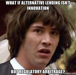 regulatory arbitrage