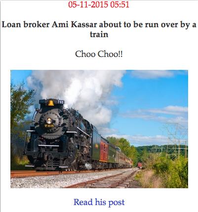 ami kassar train