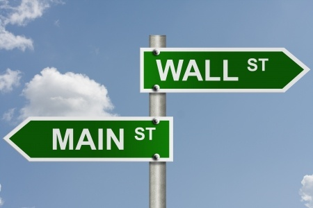 main street vs wall street