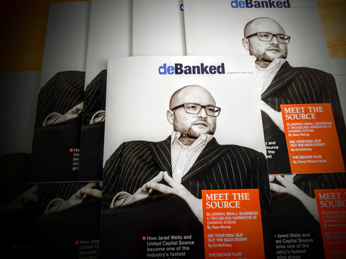 United Capital Source Jared Weitz deBanked Magazine