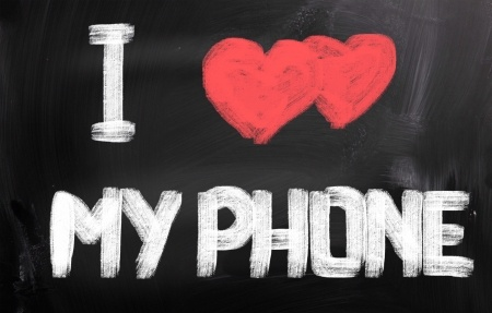 phones are a broker's best friend